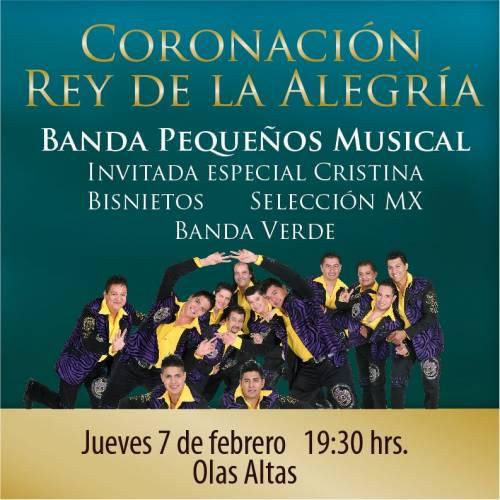 Pequeños Musical en Mazatlán