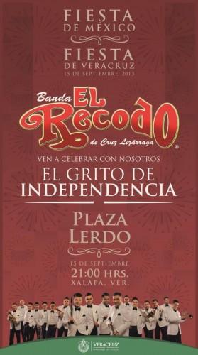 Banda El Recodo en Xalapa