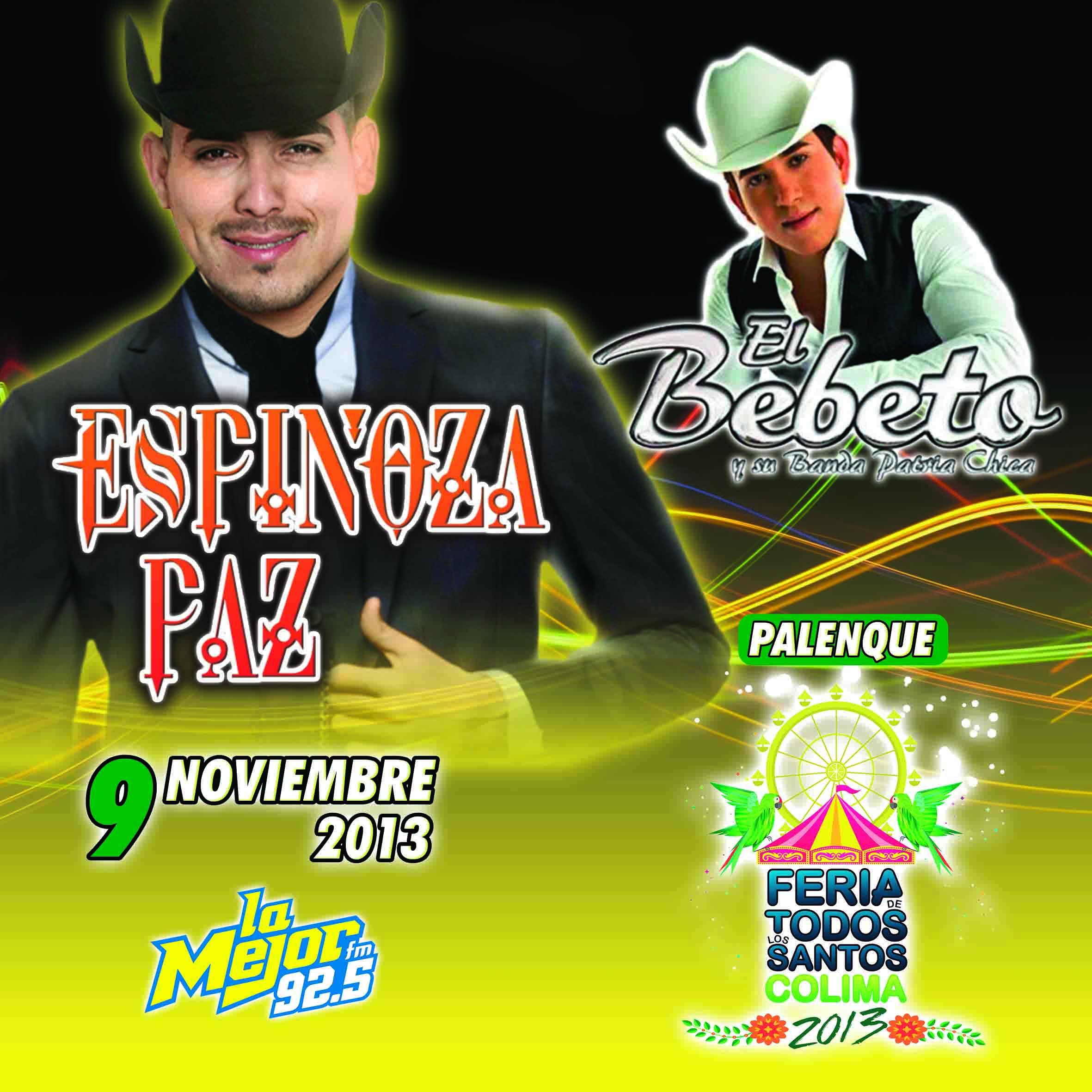 EL BEBETO 9 Noviembre