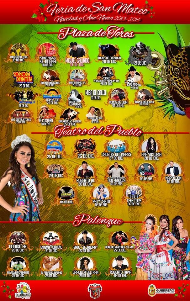 feria chilpancingo 2013