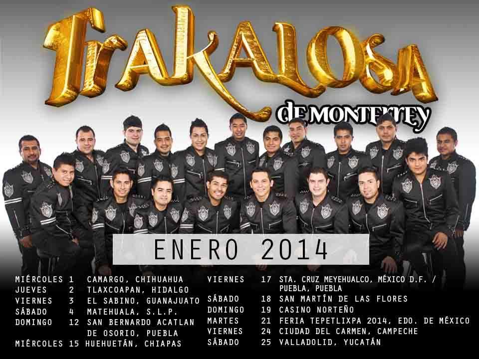 bandaTrakalosa2014